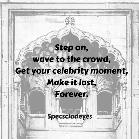 Celebrity moment_specscladeyes